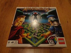 LEGO MINOTAURUS BOARD GAME