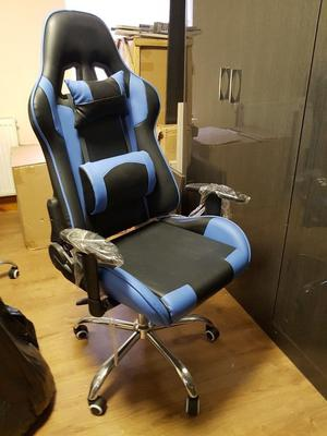 Leather Racing gaming office chair