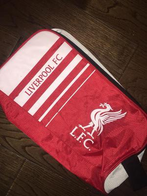 Liverpool F.C. football boot bag. Never used. £5