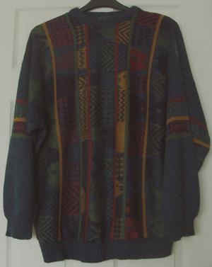 MENS TRADITIONAL QUALITY JUMPER BY GREENWOODS - SZ XL B2