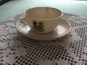 Matlock Bridge Cup and Saucer
