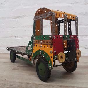 Meccano Truck (DELIVERY AVAILABLE)