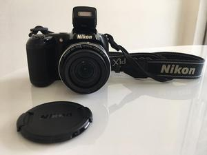Nearly New Nikon Coolpix L330 Compact Digital Camera