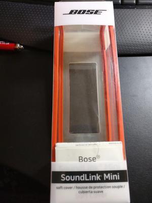 New Soft Cover For Bose-Soundlink MiniBluetooth Speaker