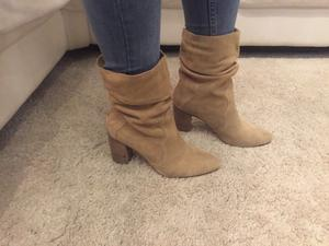 New with Tag NEXT Tan women boots size7 eu 41 RRP £65