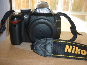 Nikon D Body Only