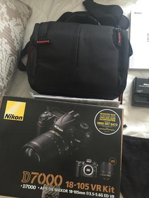 Nikon D Digital SLR Camera with mm VR Lens Kit