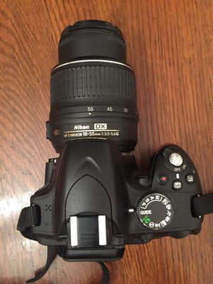 Nikon D HD-SLR + Accessories