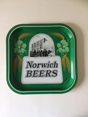 Norwich Beer Tray
