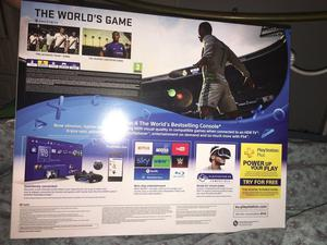 PSGB FIFA 18 included BRAND NEW AND UNOPENED