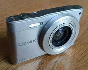 Panasonic LUMIX DMC-SZ8 16MP Digital Camera - Silver
