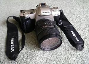 Pentax MZ-50 SLR Camera & Sigma UC Zoom