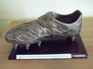 RUGBY CAST BOOT