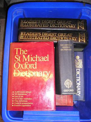 ST MICHAEL OXFORD DICTIONARY