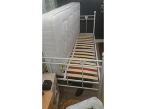 Single bed metal frame in Wokingham