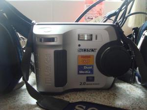 Sony 2.0 MP DIGITAL STILL CAMERA MVC-FD200