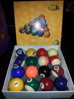 Spots & stripes Professional Pool ball set