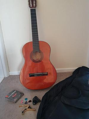 Stagg classical guitar c542