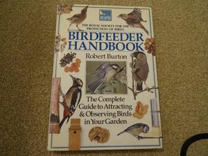 The RSPB Birdfeeder Handbook