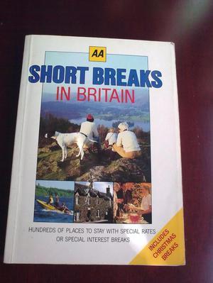 Vintage AA Short Breaks in Britain