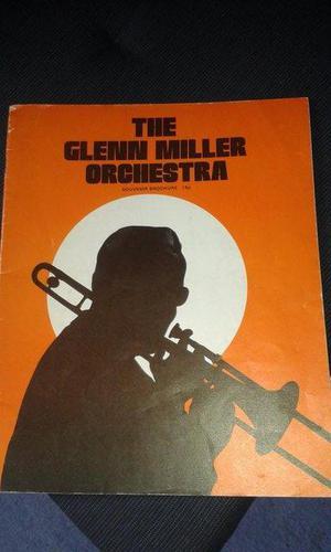 Vintage Glenn Miller Orchestra Concert Programme