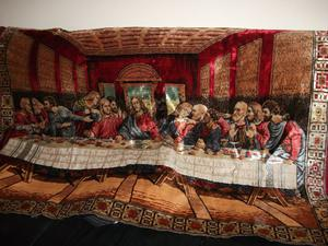 Wall Tapestry,Last Supper