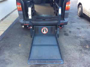 Wheelchair lift for Van