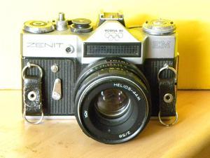 Zenit EM 35mm SLR Film Camera