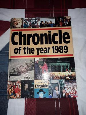 chronicle of the year