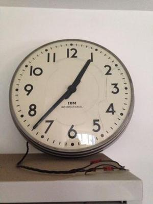 iBM clock America watch