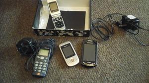 job lot 4 mobile phones
