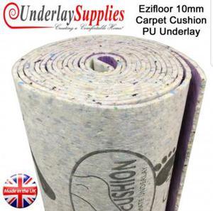 10mm Carpet Underlay