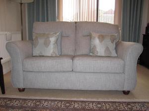 2 Sofas, Almost new.