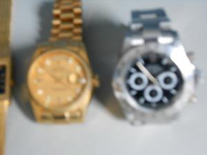 23 watches for sale some new others used in good condition