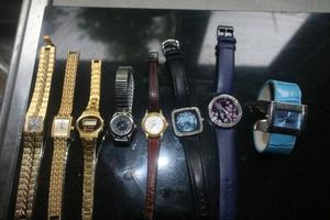 Assorted womens watches