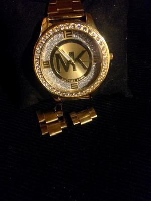 Authentic Michael Kors Watch As New Working Condition