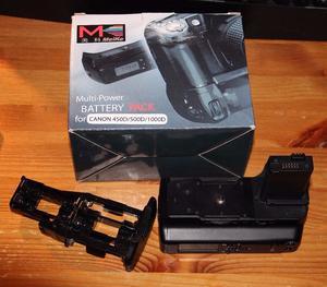 Battery grip for Canon 450D/500D/D