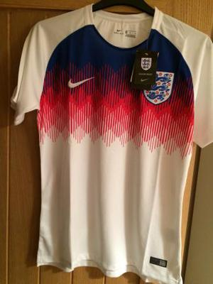 Brand New with tags England  football jersey
