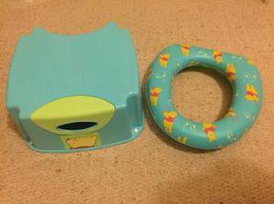 Children's Toilet Training Set - Winnie the Pooh
