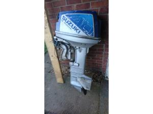 Dt40 outboard in Chepstow
