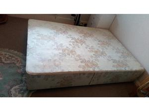 Free to collector Dubble bed in Eastbourne in Eastbourne