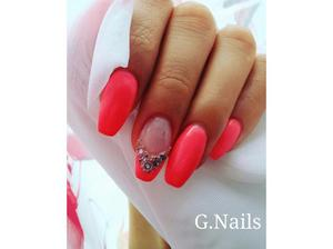 Gel polish nails in Stoke On Trent