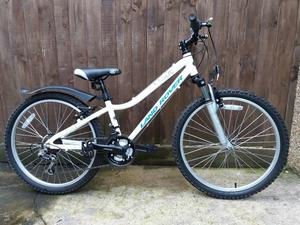Girl's 24in wheel MTB