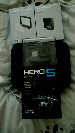 Gopro Hero 5 Black 4K edition