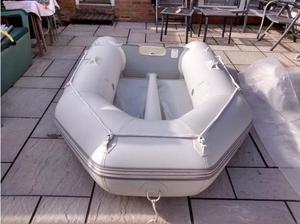INFLATABLE DINGHY JAGO M, WITH INFLATABLE KEEL AND