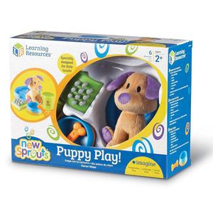 Learning Resources New Sprouts Puppy Play! My Very Own Pet