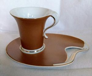 Leonardo Collection Cup and Saucer