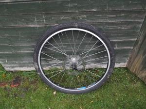 Mountain Bike 26 Inch Disc Brake Front Wheel