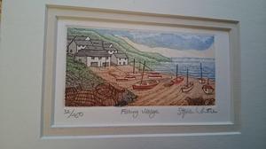 Original art from Cornwall