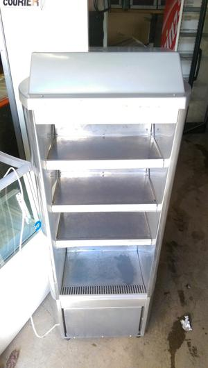 RED BULL OPEN FRONTED SMALL DISPLAY FRIDGE -REDUCED!